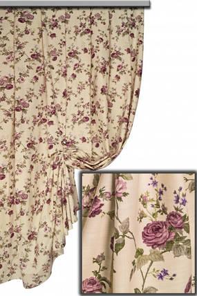 Ткань Хлопок Цветы №10, фото 2