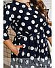 Платье №17-003-Синий Синий/50, фото 4
