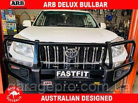 Передній силовий бампер ARB для Toyota Land Cruiser Prado 150 2009-2013 (без парктроніків)