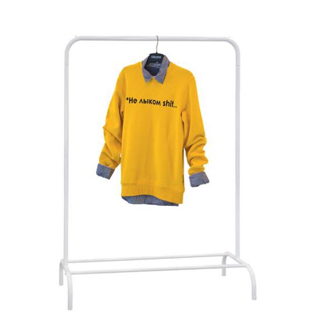 Стойка для одежды «Лофт 1Б» Белый