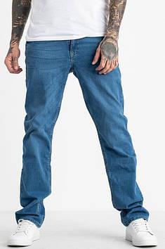Джинсы мужские синие Nescoly 133154T