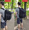 Тактический рюкзак на 25, 35, 45 литров, для охоты и рыбалки (4 цвета), фото 5