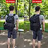 Тактический рюкзак на 25, 35, 45 литров, для охоты и рыбалки (4 цвета), фото 7