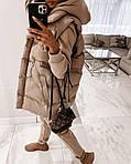 Жіночий спортивний костюм трійка з жилеткою 42-44, 46-48, корал, оливка, пудра, бежевий, чорний, фото 7
