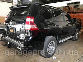 Силовий бампер задній Kaymar для Toyota Land Cruiser 150 Prado
