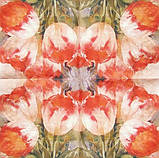 Салфетка декупажная Тюльпаны 5520, фото 2