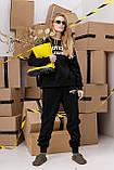 Женский спортивный костюм Stimma Валдай 8376 Xs Черный, фото 3