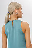Жіноче плаття Stimma Эрисмания 7695 M Зелена Бірюза, фото 3