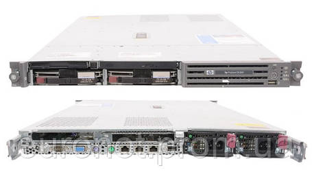 Сервер HP Proliant DL360 G4P (ОЗУ 2048Мб), фото 2