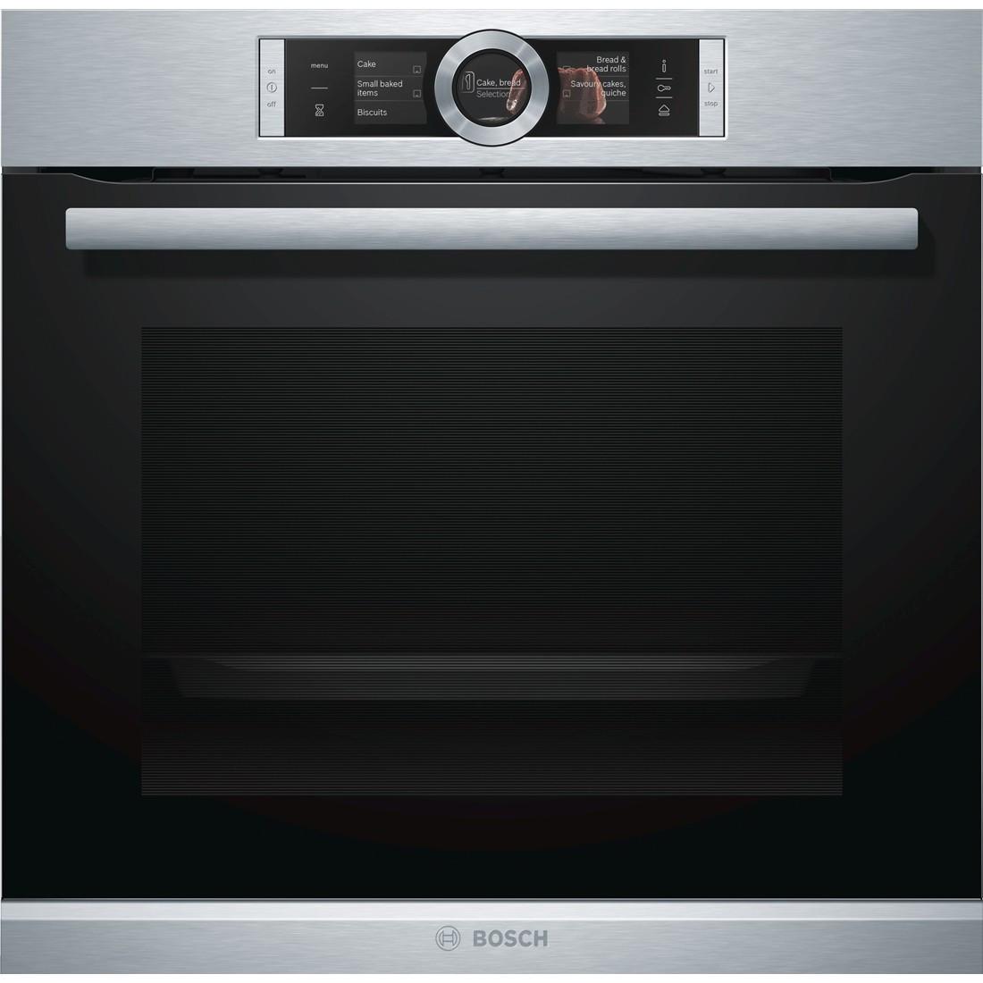 Духовой шкаф Bosch HRG656XS2