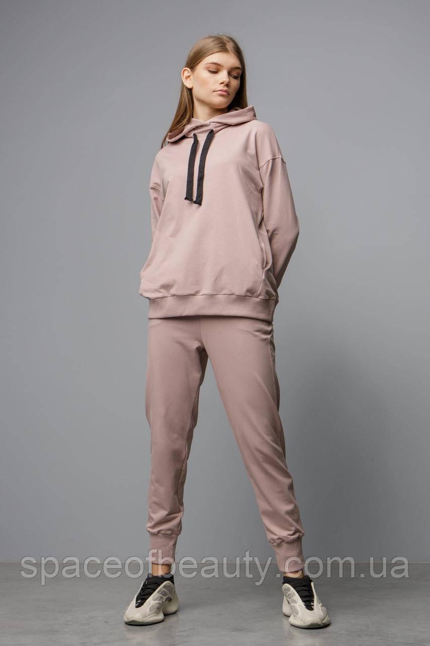 Спортивний костюм жіночий Stimma Дінго 8074 Xs Темна Пудра