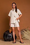 Жіночий костюм Stimma Ктирия 7820 L Нюдовый, фото 2