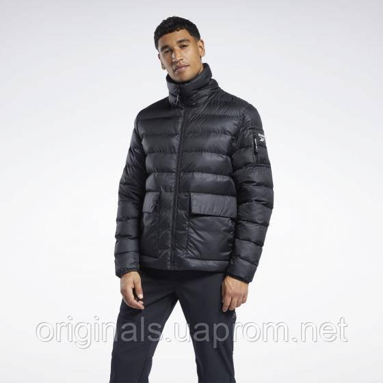 Чоловіча куртка-бомбер Reebok Outerwear Urban GR8946 2021 2