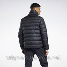 Чоловіча куртка-бомбер Reebok Outerwear Urban GR8946 2021 2, фото 2