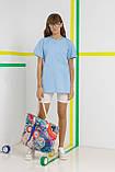 Женская футболка Stimma Сицидия 7725 Xs Голубой, фото 2
