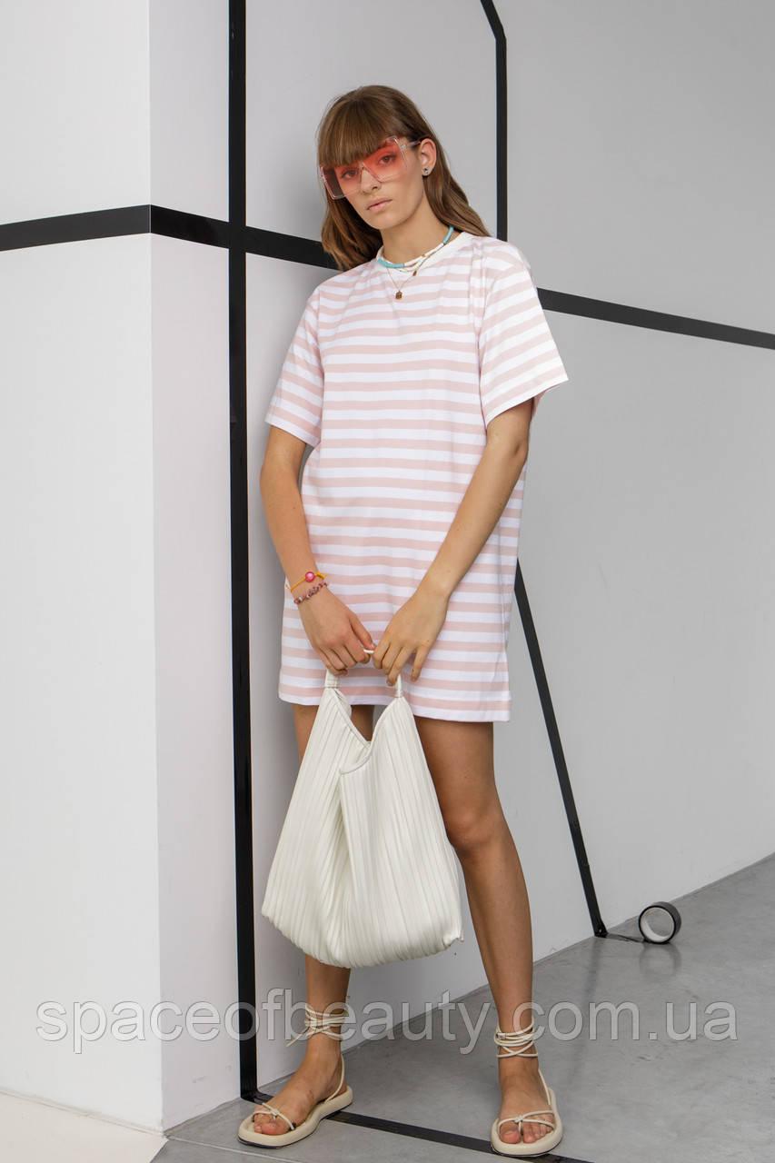 Женское платье Stimma Алисия 7866 S Молочный