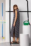 Женское платье Stimma Алексия 7887 Xl Темно-Синий, фото 2