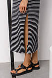 Женское платье Stimma Алексия 7887 Xl Темно-Синий, фото 3