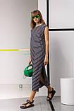 Женское платье Stimma Алексия 7887 Xl Темно-Синий, фото 4