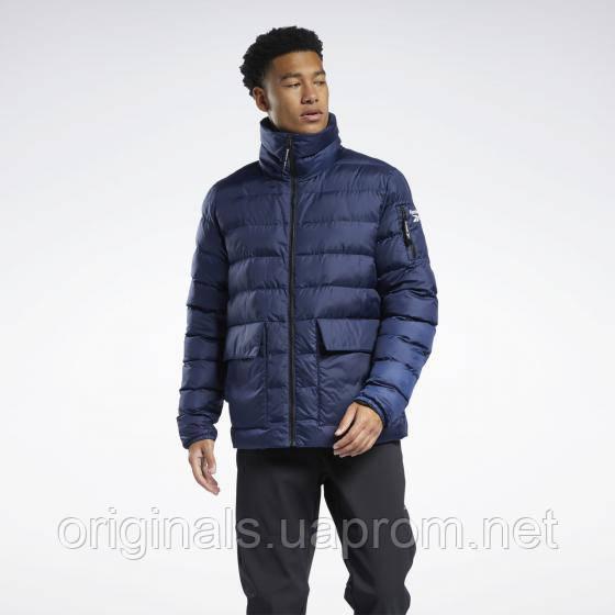 Чоловіча куртка-бомбер Reebok Outerwear Urban HF5099 2021 2