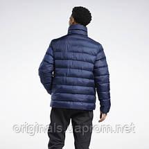 Чоловіча куртка-бомбер Reebok Outerwear Urban HF5099 2021 2, фото 2