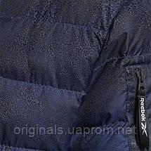 Чоловіча куртка-бомбер Reebok Outerwear Urban HF5099 2021 2, фото 3