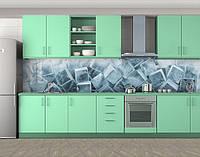 Кухонний фартух текстура (самоклейка етикетка вінілова плівка скинали для кухні) 60 х 300 див.