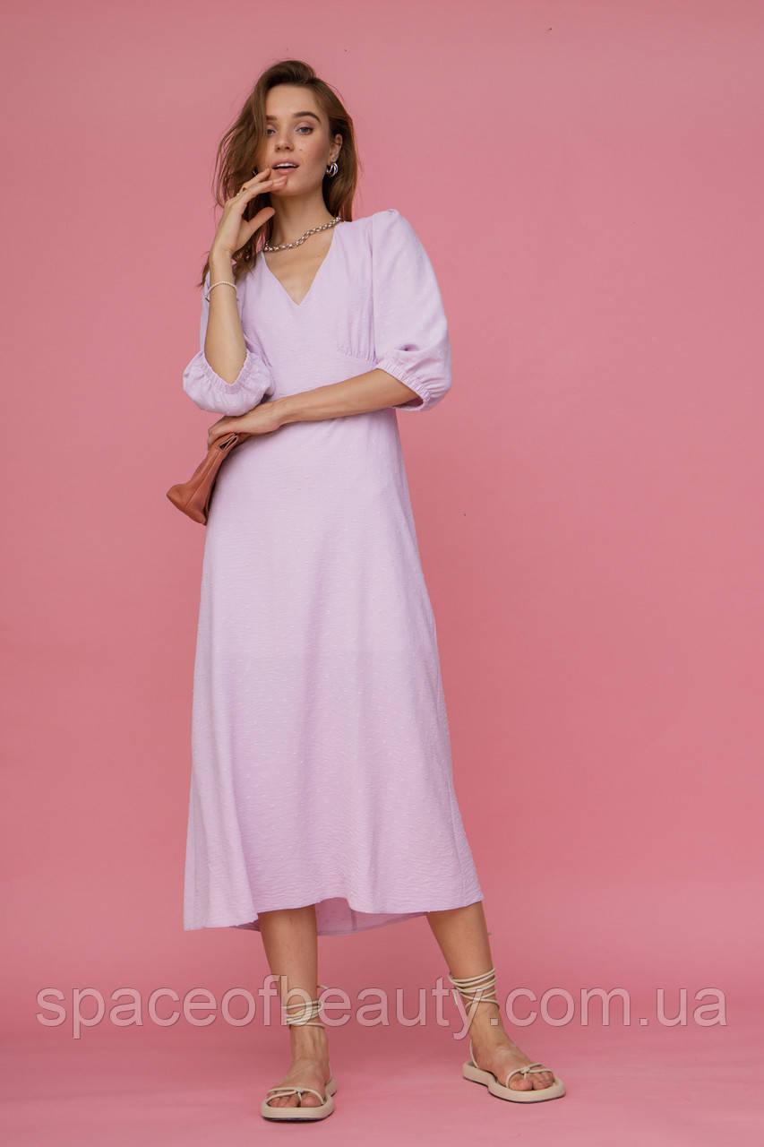 Женское платье Stimma Аспрэдо 7916 Xs Нежно Лиловый
