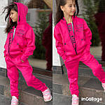 Детский костюм, трехнить на флисе, р-р 128-134;140-146;152-158, фото 2