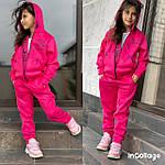 Детский костюм, трехнить на флисе, р-р 128-134;140-146;152-158, фото 7