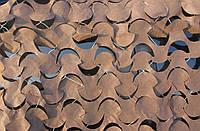 Сеть маскировочная S&S DECO 85% затенения , коричневая