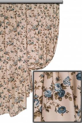 Ткань Хлопок Цветы №11, фото 2