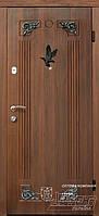 Двери уличные с декором ТМ Абвер модель Spirit код: 49