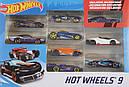 Машинки Хот Вілс 9 шт. в асортименті Hot Wheels 9-Car Pack Gift, фото 2
