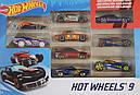 Машинки Хот Вілс 9 шт. в асортименті Hot Wheels 9-Car Pack Gift, фото 3