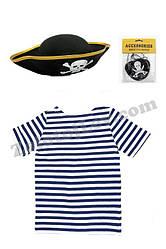 Дитячий піратський набір