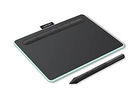 Графічний планшет Wacom Intuos S з Bluetooth Pistachio (CTL-4100WLE-N)
