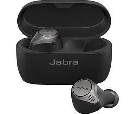Навушники Jabra Elite75t Titanium Black
