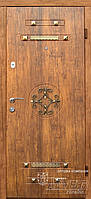 Двери в частный дом ТМ Абвер модель Nikoleta код: 50