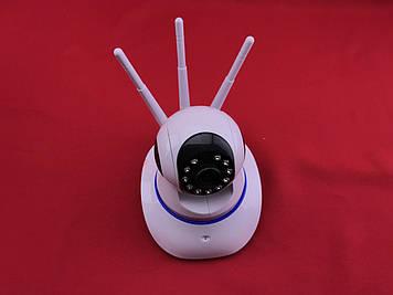IP камера відеоспостереження WiFi 380 Pro автономна поворотна камера WIFI IP-E101