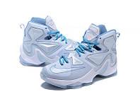 Мужские баскетбольные кроссовки Nike Lebron 13 (White), фото 1