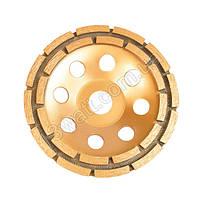 Фреза торцевая шлифовальная алмазная 125 * 22.2мм CT-6125