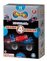 Конструктор Zoob Mobile Mini 4 Wheeler 12050
