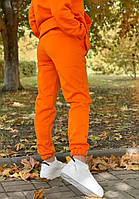 Жіночий утеплений спортивний костюм на флісі з подовженою кофтою (Норма і батал), фото 7
