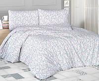 Набір постільної білизни з фланелі байка євро розмір Cotton Collection Ferell