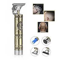 Окантовочная машинка для стрижки волос Hair Clipper WS-T99, аккумуляторный триммер | машинка для барбера (TI)