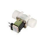 DC 12V Електричний електромагнітний клапан для води, повітря 3/4, фото 3