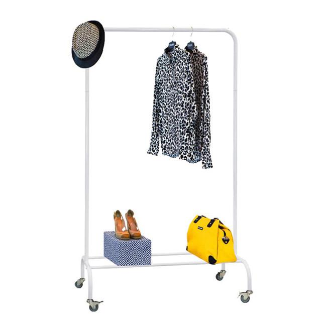 Стойка для одежды «Лофт 1Б Пром» Белый