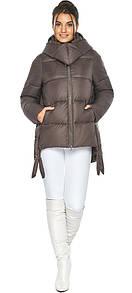 Оригинальная куртка женская цвет капучино модель