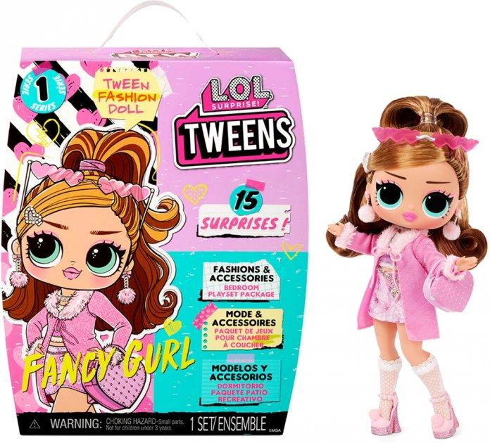 """Ігровий набір з лялькою L. O. L. Surprise! серії """"Tweens"""" – Модниця 576679"""